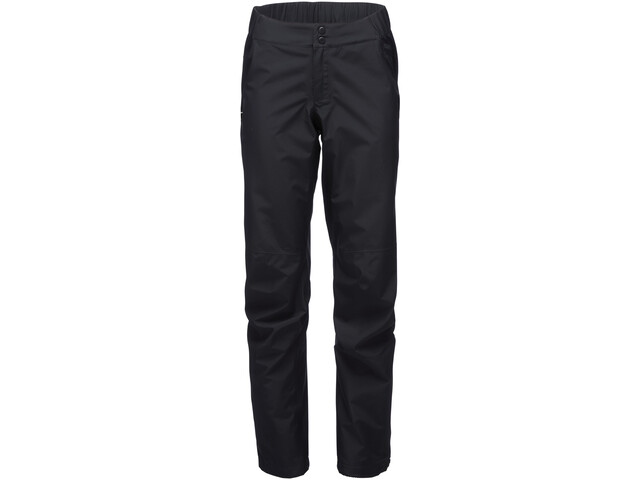Black Diamond Liquid Point Pants Dame black